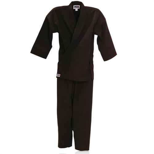 Macho Black Karate Uniform
